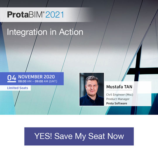 ProtaBIM 2021 - Integration in Action