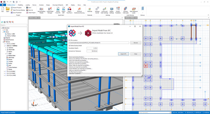 Industry Leading BIM Integration