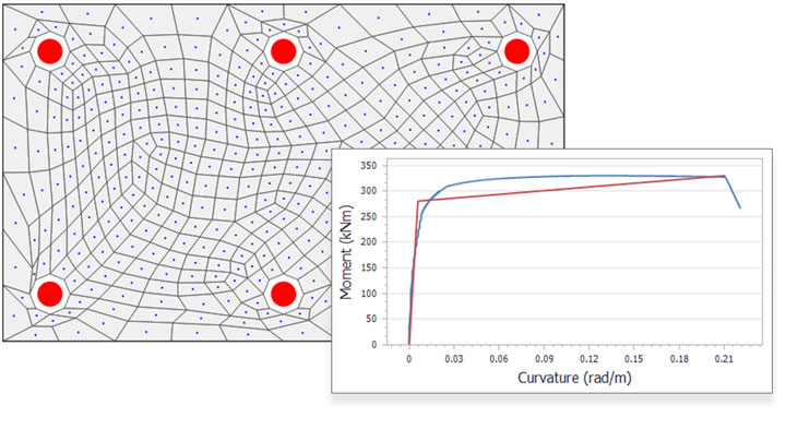 Nonlinear Fiber Analysis of Sections