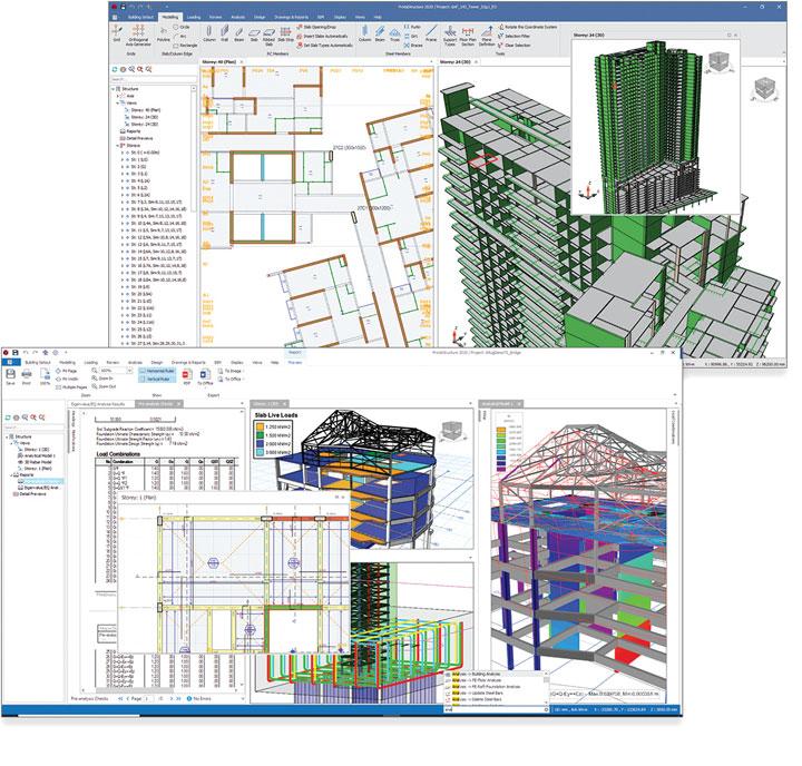 Structural BIM Modelling
