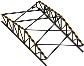 Real Structural Steel Elements 2