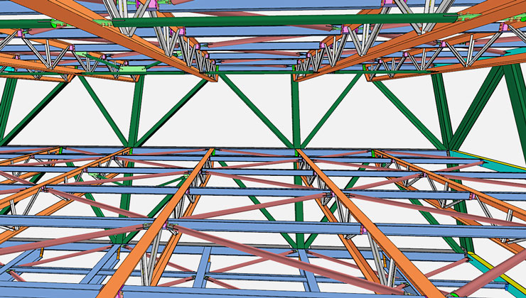 Automate your Steel Detailing