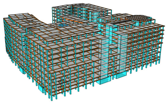 ProtaStructure Overview Image