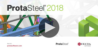 ProtaSteel 2018 - Automated Connections and Detail Drawings